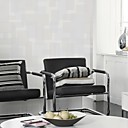 Wall Paper Wallcovering, Contemporary Stripe PVC WallPaper