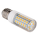 E26/E27 12W 56 SMD 5730 1200 LM Warm White / Cool White T LED Corn Lights AC 220-240 V