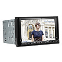 2 din tft touch screen auto lettore dvd in plancia con bluetooth, ipod-ingresso, rds