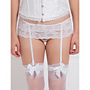 4 Straps Lace Suspender Belts Party Garters