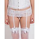4 stropper kniplinger strømpeholder belter fest strømpebånd