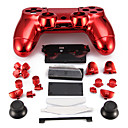Replacement Controller Case for PS4 Controller PS4 Case Plating