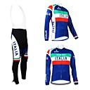 Ternos/Personalizado ( Branco/Verde/Azul , Branco/Preto ) - para Fitness/Esportes Relaxantes/Ciclismo - Mulheres/Homens/Unissexo -