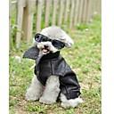 frais veste de conception de revers pour les chiens de compagnie (couleurs assorties, tailles assorties)