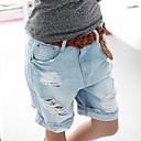 gaten sagetech®women's denim korte broek
