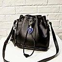 Women Casual PU Without Zipper Crossbody & Messenger