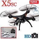 SYMA X5SC Drone RC dengan Kamera HD x5c Versi Peningkatan, Mode Headless, Kembali dengan Sekali Sentuh