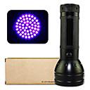 LED Lommelygter / UV lommelygte (Vanntett / Nedslags Resistent / Glidesikkert Greb / Ultraviolet lys / Counterfeit Detector) - LED 1
