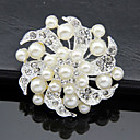 Wedding Décor Diamond Brooch   Decoration