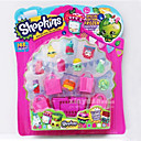 Shopkins Grocery Shopping Toys 12 Assorted Fun Miniature Grocery Items (Random Colors)