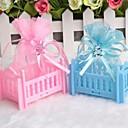 Boîtes à cadeaux/Bocaux à Bonbons et Bouteilles ( Rose/Bleu , Plastique ) Thème de conte de fées - pour Mariage/Fête de naissance