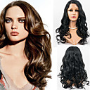 22inch Full Lace Hair Wigs Wavy Style Human Hair Malaysian Virgin Hair 100% Human Hair Full Lace Wigs for Women