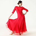Vestidos ( Negro / Morado / Rojo / Estampados de Leopardo , Tul / Viscosa , Danza Moderna ) - Danza Moderna - para Mujer