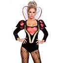 Sexy Heartless Mistress Queen Heart Costume