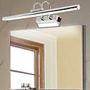 Candelabro de pared / Iluminación baño LED Moderno/ Contemporáneo Metal