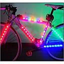 Eclairage de Velo , Eclairage sécurité vélo / Ecarteur de danger / Eclairage de bicyclette/Eclairage vélo - 3 Mode More LumensFacile à