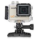 MEEE GOU MEE+5 Sports Camera 2 16MP 4000 x 3000 / 3264 x 2448 / 2304 x 1728 60fps No ±2EV CMOS 32 GB MPEG-4 / H.264English / German /