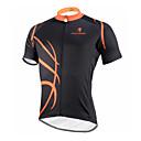 PaladinSport Men's Short Sleeve Cycling Jersey New Style DX621 basketball 100% Polyester