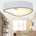 צמודי תקרה LED מודרני / חדיש חדר שינה/חדר אוכל/מטבח/חדר עבודה / משרד/חדר ילדים/כניסה/חדר משחקים/מסדרון/מוסך מתכת