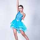 Robes ( Bleu léger/Rose , Paillété/Tulle/Lycra , Ballet/Danse moderne/Spectacle/Salle de bal ) Ballet/Danse moderne/Spectacle/Salle de bal