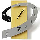 Nyhet Moderne / Nutidig Wall Clock , Familie Tre 13*17