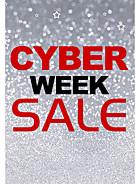 Settima di saldi con il lunedì cyber