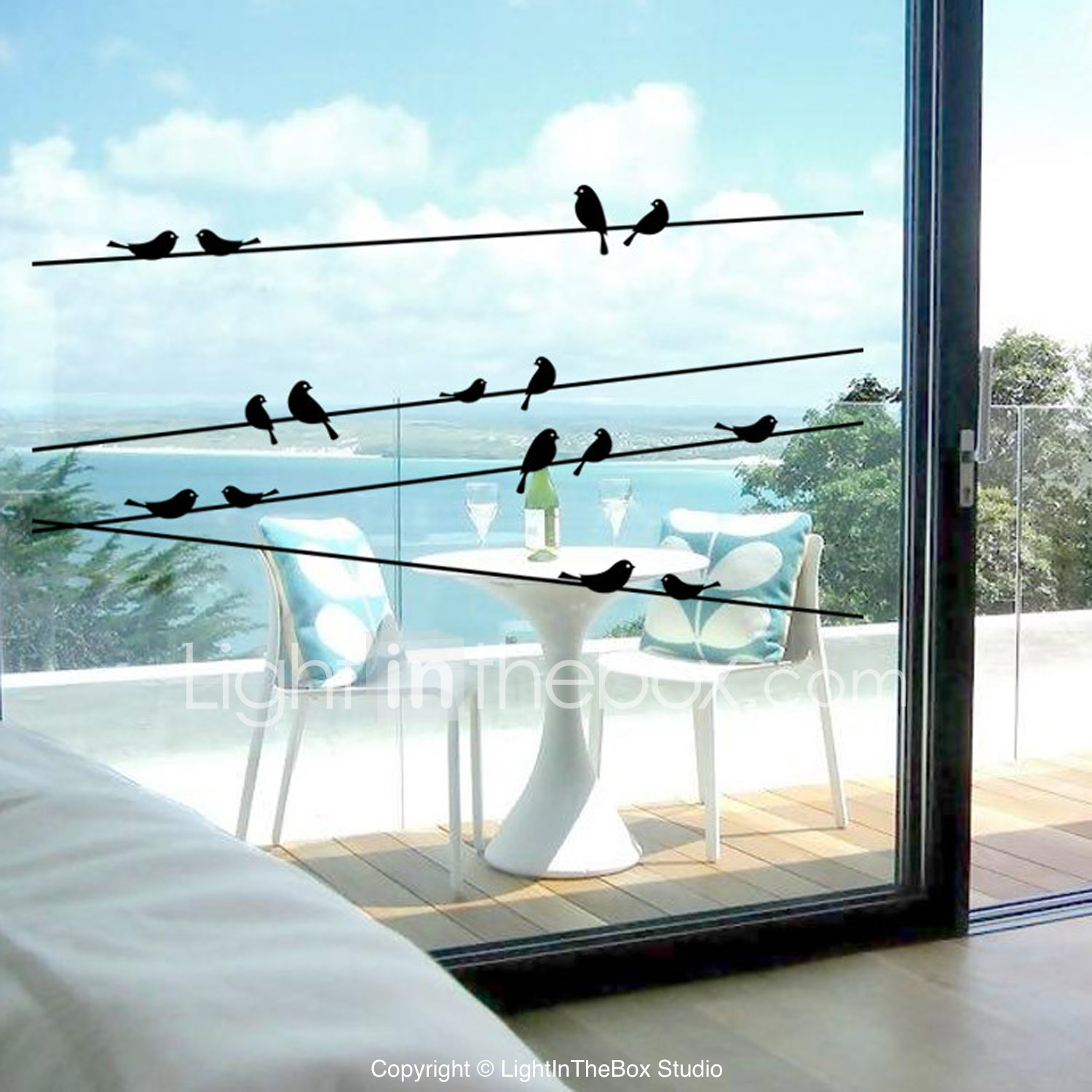 Cheap Window Film  Stickers Online Window Film  Stickers For - Window decals for birds canada