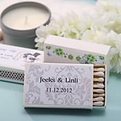 Čtvrtky Svatební dekorace-12Piece / Set Personalizováno Zápalky nejsou součástí balení.