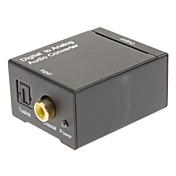 convertidor digital a analógico de RCA F / F p/n007
