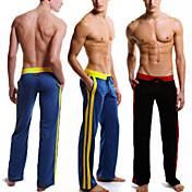 ランニングパンツ パンツ ボトムズ のために エクササイズ&フィットネス レジャースポーツ ホワイト ブラック グレー Brown ブルー M L XL