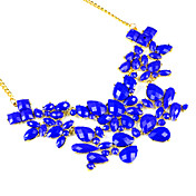 de dama de oro dulces cobarde color del verano del collar de frío jewellerynl-2058a, b, c, d, e, f