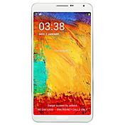 """Anmärkning 3-stil 5.7 """"3g android 4.2 smartphone (dubbla SIM, ips skärm, quad core, wifi, dubbla kamera)"""