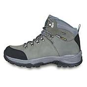 Zapatillas de Senderismo Zapatos de Montañismo Hombres A prueba de resbalones Resistencia al desgaste Al aire libre Cuero Nobuck EVA