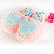 Patroon Guosheng Heart Soft Cotton Slippers (Blauw) (36/37 = 37,38 / 39 = 39,40 / 41 = 41)