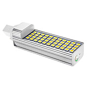 12W G24 LEDコーン型電球 T 44 SMD 5050 792 lm クールホワイト 明るさ調整 AC 85-265 V