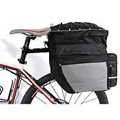 FJQXZ® Cyklistická taškaKufr na kola/Brašna na koš Voděodolný / Rychleschnoucí / Odolné vůči šokům / Nositelný / 3 v 1 Taška na kolo Nylon