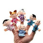 Juguetes Marioneta de Dedo Juguetes Encantador Hobbies de Tiempo Libre Niños / Chica Felpa