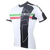 ILPALADINO Biciklistička majica Muškarci Kratki rukav Bicikl Biciklistička majica Majice Quick dry Ultraviolet Resistant Prozračnost