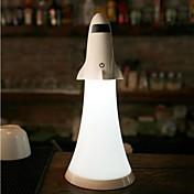 apollo luz eléctrica recargable toque de cacao mano llevó mesa lámpara de emergencia lámpara del ojo