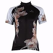 ILPALADINO Biciklistička majica Žene Kratki rukav Bicikl Prozračnost Quick dry Ultraviolet Resistant Biciklistička majica Majice100%