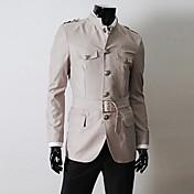 estilo de otoño menmax sleevecoats largos ocasionales&chaquetas mbb-fb-J03