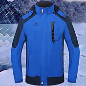 冬のソリッドカラーの暖かいダウンジャケット厚くする大きなサイズの生き抜く