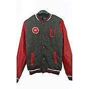 メンズスタンドカラーファッションレジャー人気の長袖ジャケット