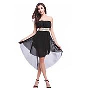 xinfu™女性の2014新しいクラブの女の子セクシーなストラップレスのドレスのパーティードレス
