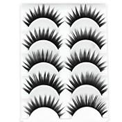 睫毛 まつ毛 まつ毛 厚型 / ナチュラルロング 濃密 / ナチュラル / 厚型 繊維
