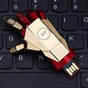 zp 32gb hand vzor metal ve stylu usb flash flash disk