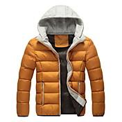 あかみメンズファッション厚いコート