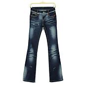 Women's Classic Blue Fashion Jeans Pants