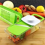 1 piezas Tabla de corte For de las frutas / para vegetal Plástico Múltiples Funciones / Cocina creativa Gadget