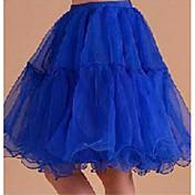 Podsuknje Line-Slip Ball haljina proklizavanja Short-Length 3 Svjetlo žuta Sky blue Crvena Plava Pink